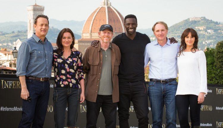 Во Флоренции состоялась мировая премьера триллера «ИНФЕРНО»