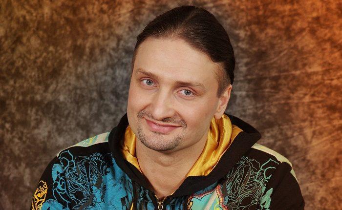 Эдгард Запашный на Нашем Радио: «Я болею гигантоманией»