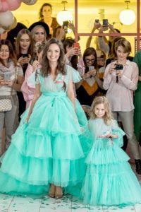 ShuShu Вера Орлова с дочкой