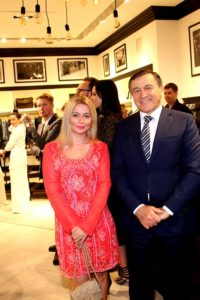 Svetlana с Аразом Агаларовым