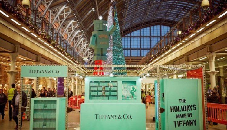 Рождественская сказка от мирового бренда Tiffany & Co