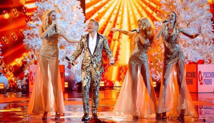 Три королевы из группы Queens зажгли в «Олимпийском»