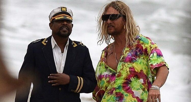 «Пляжный бездельник» с Мэттью МакКонахи