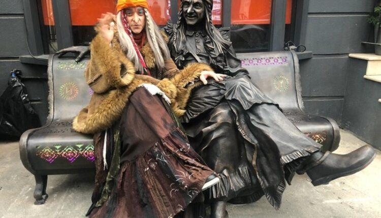 Топ-5 необычных скульптур в мире
