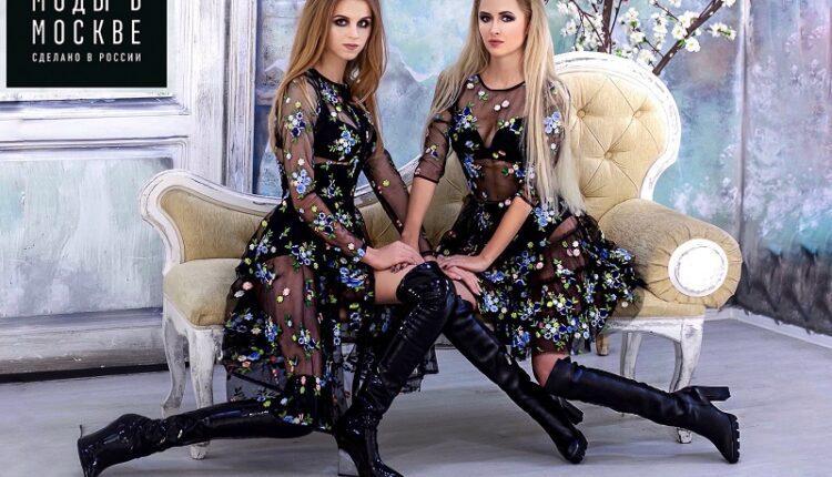 Неделя моды в Гостином дворе — показ ELEONORA AMOSOVA