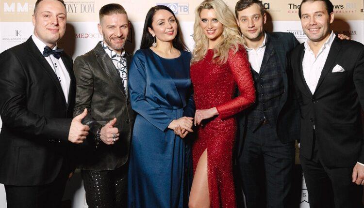 Четвертая премия THE BEAUTIFUL PEOPLE AWARDS прошла в Москве