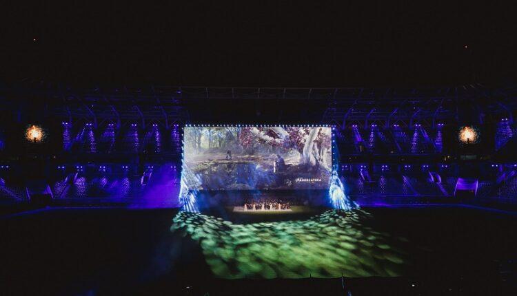 Грандиозный показ финала «Игра престолов» прошел в Москве