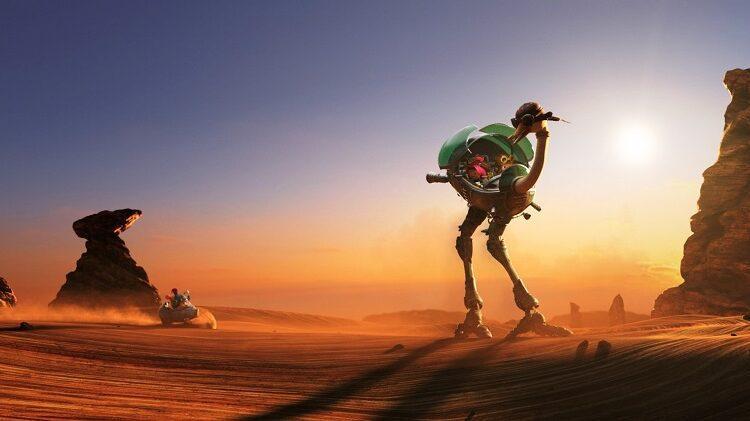 Мультфильм «Космическое приключение», 2D,3D, 13 июня