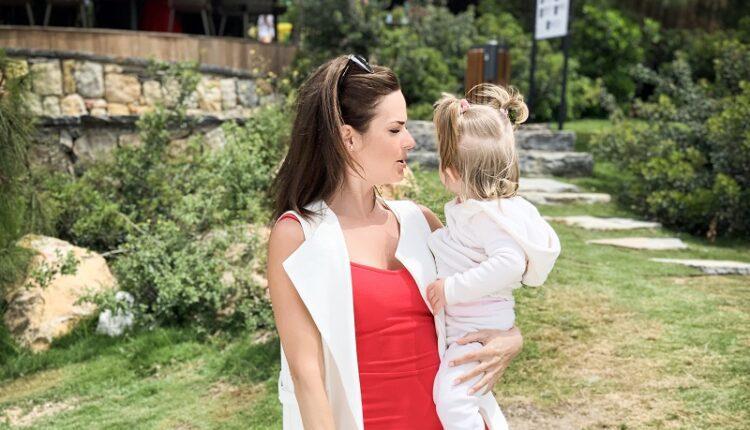 Популярная актриса полтора года скрывала дочь
