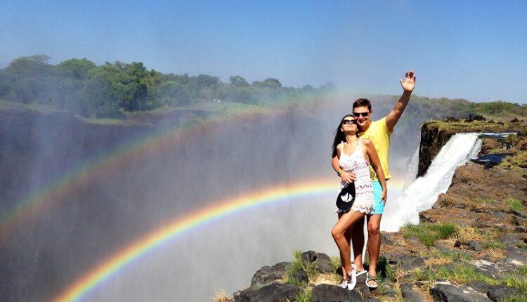 Певица SandRA о путешествии в ЮАР