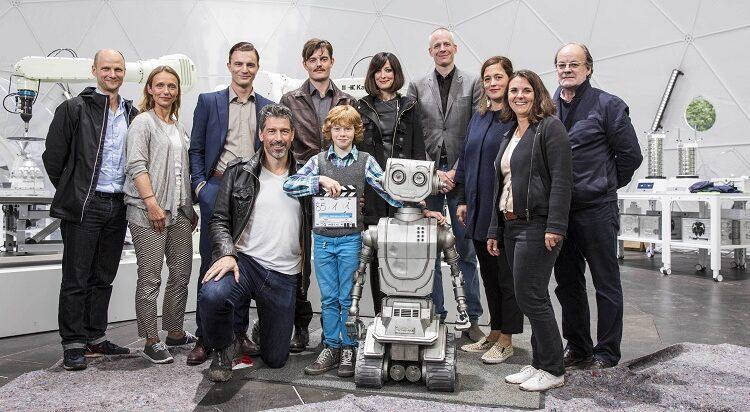 Cемейная фантастика «Мой друг Робот» выйдет на экраны российских кинотеатров в июле