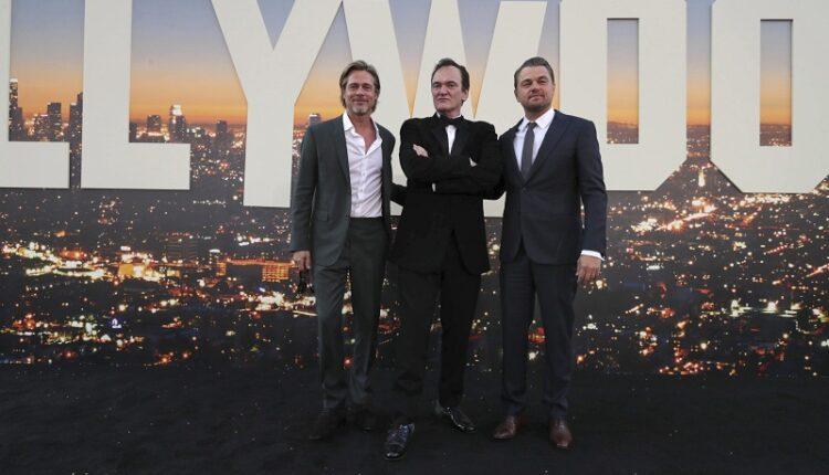 Американская премьера 9-го фильма Квентина Тарантино «ОДНАЖДЫ… В ГОЛЛИВУДЕ».