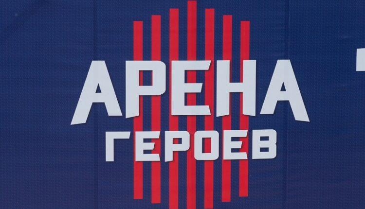 Самая сильная женщина России приняла участие в «Арене героев» от команды TikTok
