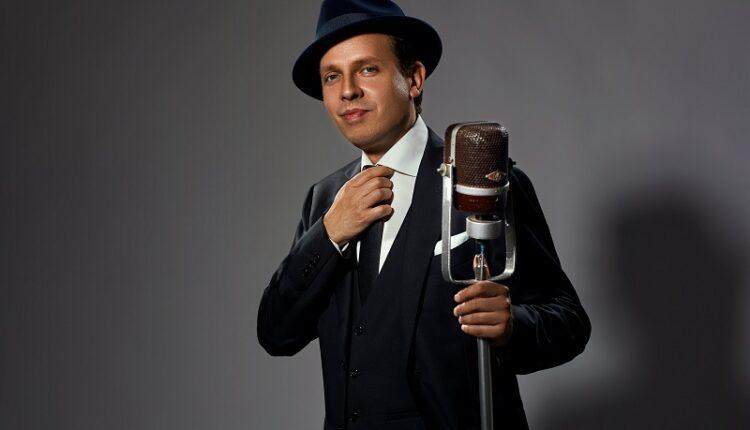 """В день своего рождения 11 октября – Дмитрий Носков презентует новую программу  «Sinatra & Strings"""" в клубе Игоря Бутмана"""