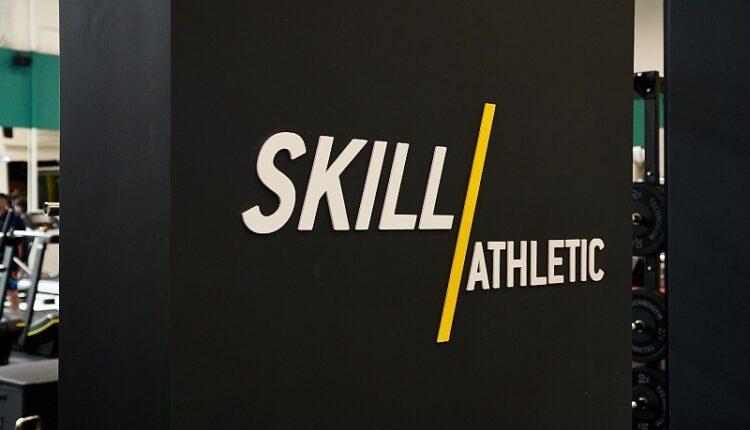 Звёзды спорта на презентации уникального формата тренировок SKILL ATHLETIC.
