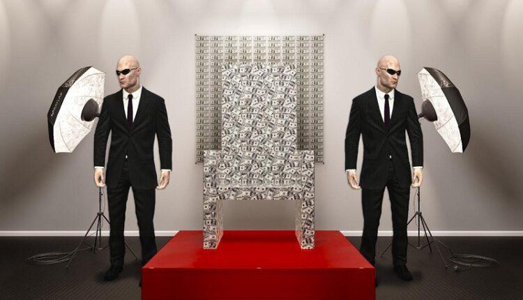 Арт-объект на миллион долларов: в России появится самый дорогой трон за всю историю