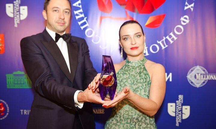 23 октября состоялась Вторая Всероссийская Премия в области благотворительности «Лицо Нации» 2019