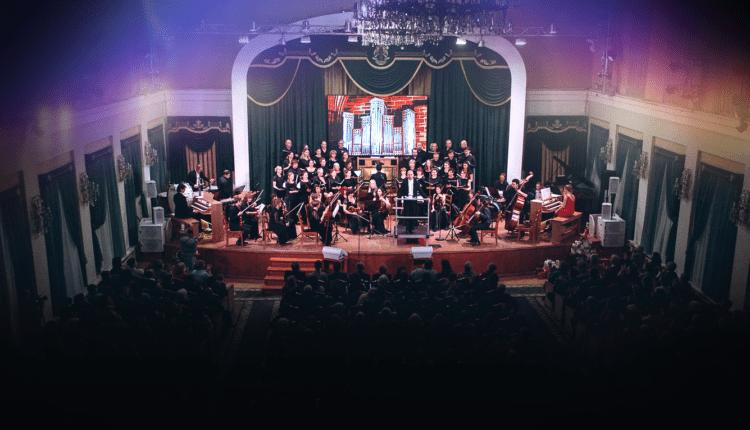 """Концерт современной органной музыки """"Шоу трех органов"""""""