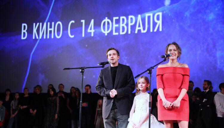 Светская премьера романтической сказки Жоры Крыжовника «ЛЁД 2».