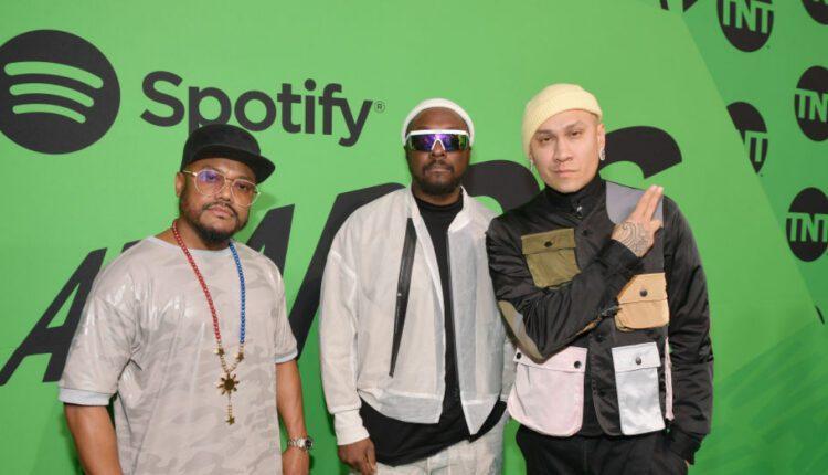 "вышел новый альбом Black Eyed Peas ""Translation"""