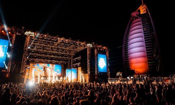 В Дубае (ОАЭ) пройдет четвёртый международный музыкальный фестиваль PaRus