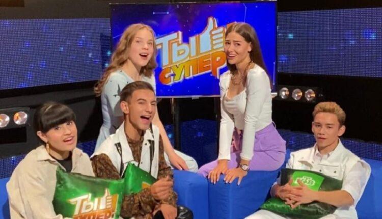 Юлия Голыгина снялась в шоу «Ты Супер»