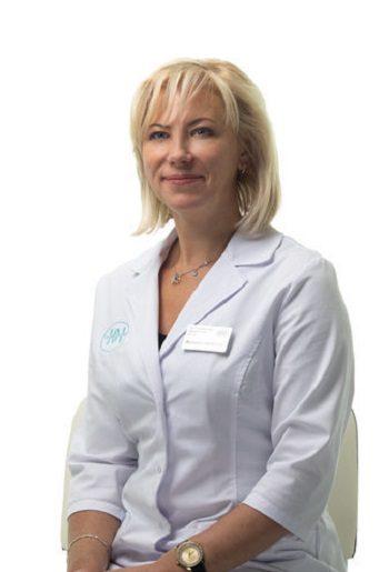 Ольга Васютина гинеколог