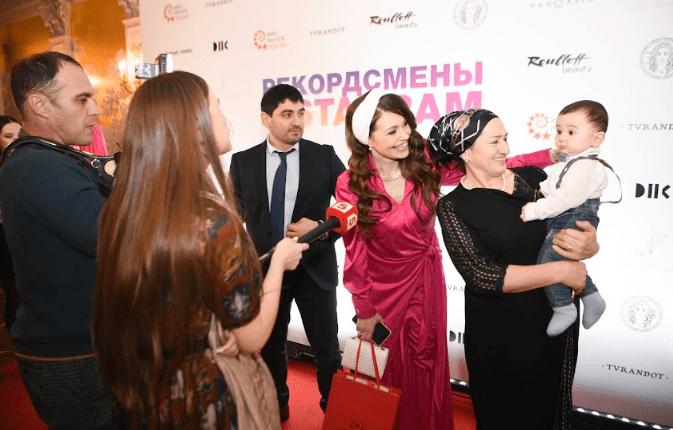 Первая церемония награждения рекордсменов Instagram в России