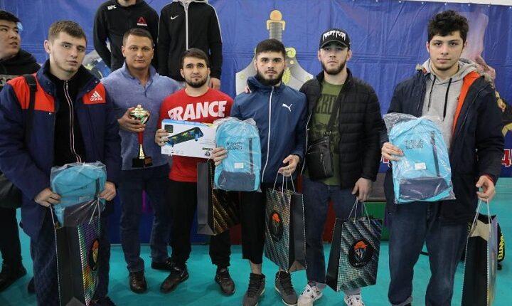Турнир по комплексному единоборству прошел в Подмосковье: всем участникам – подарки от BY (BABA YAGA)!