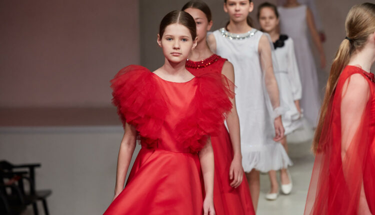 Fashion Day от детского модельного агентства TOP SECRET kids