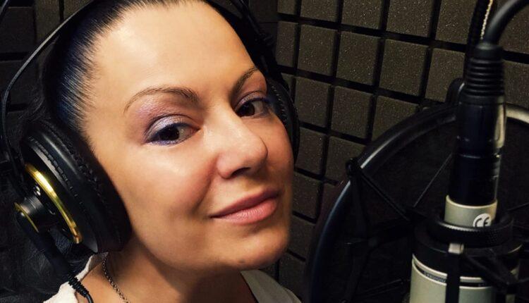 Актриса Марина Лисовец подарила голос «Слабостям сильной женщины».