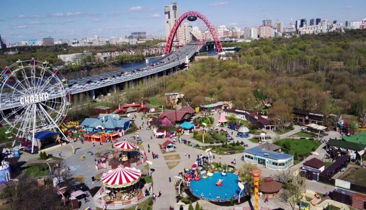 Парк «Сказка» приглашает гостей насладиться летом и самыми улетными аттракционами сезона!